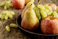 Frutas estacionales Foto de archivo libre de regalías