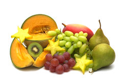 Frutas exóticas Imagen de archivo libre de regalías