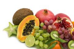 Frutas exóticas Fotos de archivo libres de regalías