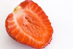 Frutas - fresas Imágenes de archivo libres de regalías