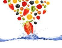 Frutas frescas Fotos de Stock
