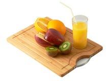 Frutas frescas Imagens de Stock