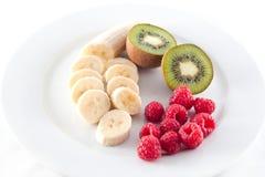 Frutas frescas Imagem de Stock Royalty Free
