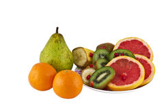 Frutas frescas foto de archivo libre de regalías