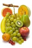 Frutas frescas imagens de stock royalty free