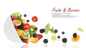 Frutas frescas Fotos de archivo