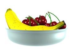 Frutas frescas Imágenes de archivo libres de regalías