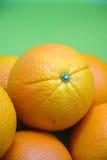 Frutas frescas de la naranja navel Imágenes de archivo libres de regalías