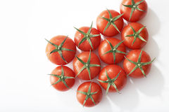 Frutas frescas do tomate Fotografia de Stock Royalty Free