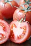Frutas frescas do tomate Imagens de Stock