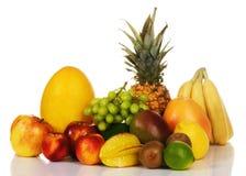 Frutas frescas exóticas Imagens de Stock