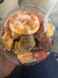 Frutas frescas saudáveis Fotos de Stock