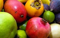 Frutas mezcladas Foto de archivo libre de regalías