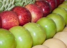 Frutas mezcladas Imagen de archivo libre de regalías
