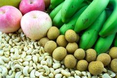 Frutas misturadas Fotos de Stock