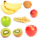 Frutas misturadas Fotografia de Stock Royalty Free