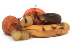 Frutas putrefactas Imagen de archivo