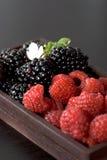 Frutas rojas Imagen de archivo