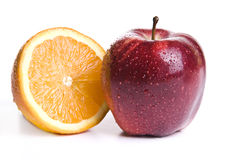 Frutas saborosos Fotografia de Stock Royalty Free