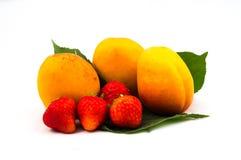 Frutas sanas Fotografía de archivo