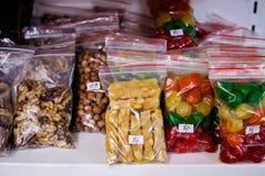 Frutas secadas imagen de archivo