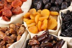 Frutas secadas Fotografía de archivo libre de regalías