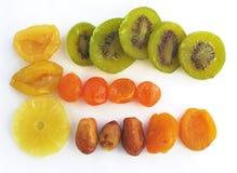 Frutas secadas Fotos de Stock Royalty Free