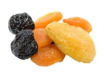 Frutas secadas Imagens de Stock