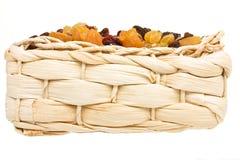 Frutas secadas misturadas Foto de Stock