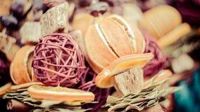 Frutas secas Fotos de Stock Royalty Free