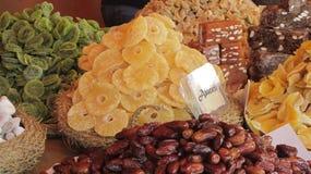 Frutas secas Imagen de archivo