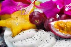 Frutas tropicales Foto de archivo