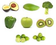 Frutas verdes Foto de archivo libre de regalías