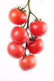 Frutas y tomates imagen de archivo