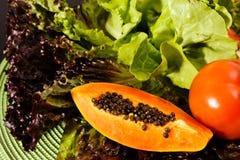 Frutas y verdura Imagen de archivo libre de regalías