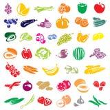 Frutas y verdura Fotos de archivo libres de regalías