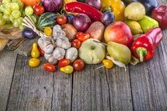 Frutas y verdura Imagen de archivo