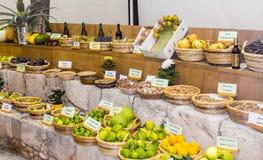 Frutas y verdura Fotografía de archivo