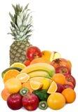 Frutas y verdura de la mezcla imagen de archivo