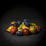 Frutas y verdura orgánicas Imagen de archivo libre de regalías
