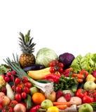 Frutas y verduras Fotografía de archivo libre de regalías