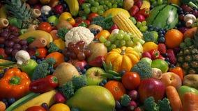 Frutas y verduras del mundo