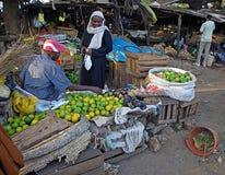 Free Fruti Market In Malindi Royalty Free Stock Image - 28006556