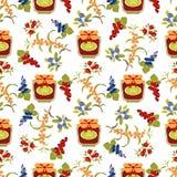 Frutifica jam-16 Imagem de Stock