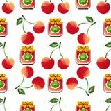 Frutifica jam-11 Foto de Stock Royalty Free