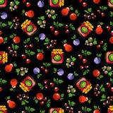 Frutifica jam-09 Imagem de Stock Royalty Free