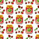 Frutifica jam-06 Fotos de Stock Royalty Free