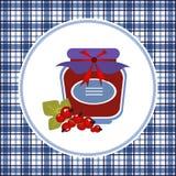 Frutifica jam-03 Imagem de Stock