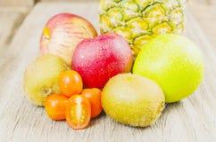 Fruto, Apple Imagens de Stock Royalty Free