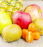 Fruto, Apple Imagem de Stock Royalty Free